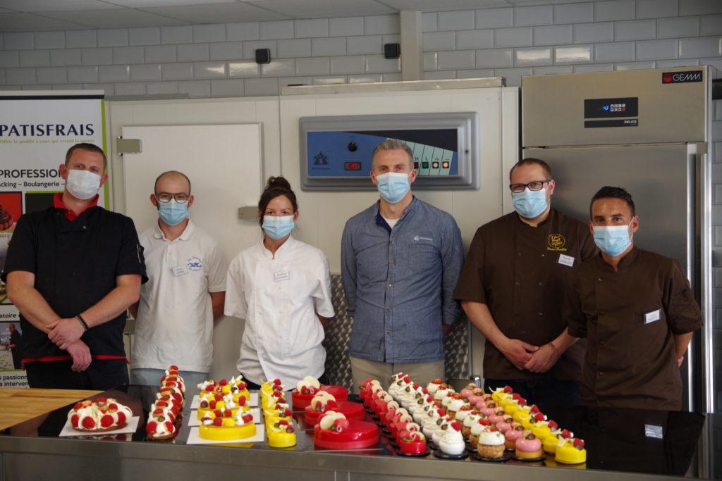 groupe Petits gâteaux